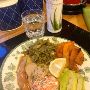 omega 3 meal